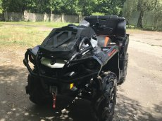 Квадроцикл BRP Can-Am Outlander 650 XMR